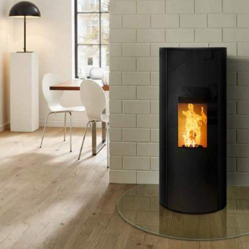 forceville hout en pelletkachels. Black Bedroom Furniture Sets. Home Design Ideas